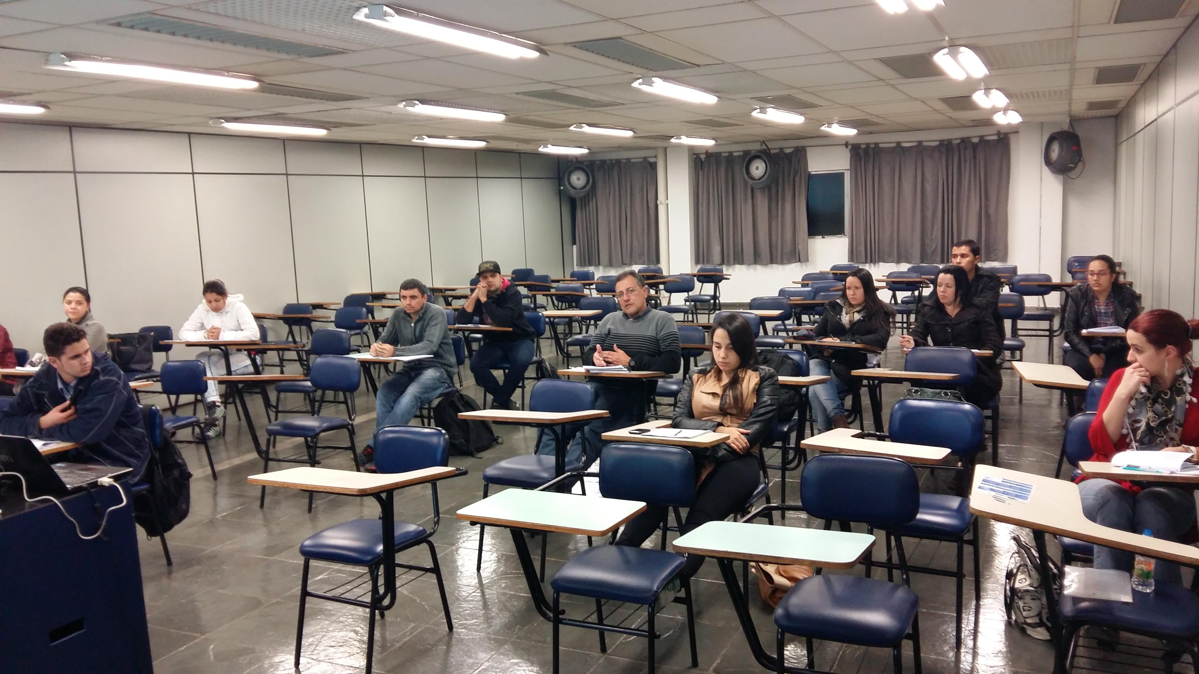 Evento Universidade de Guarulhos / Julho 2015